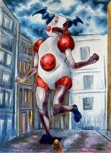Mr Mime by zsparky