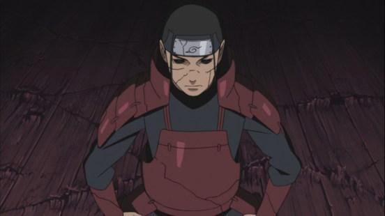 Hashirama tells Sasuke