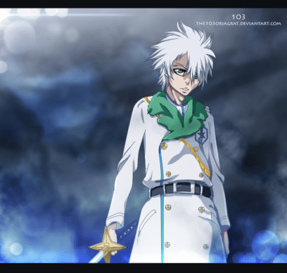Bleach 591 Hitsugaya Zombie by the103orjagrat
