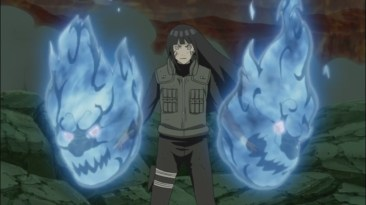 Hinata's Fired up
