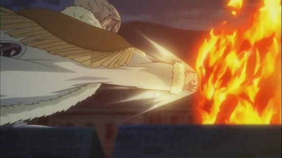 Makarov hits Atlas Flame