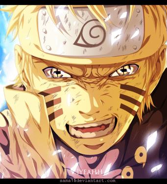 Naruto 687 Naruto by sama15