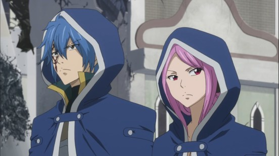 Jellal and Meredy