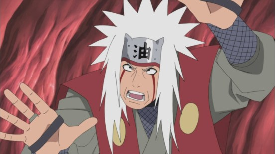 Jiraiya appears