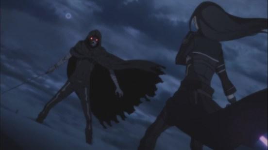 Kirito vs Sterben Death Gun