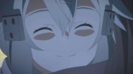 Sinon smiles