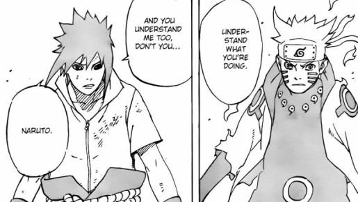 Naruto vs Sasuke Battle