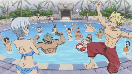 Sabertooth's pool