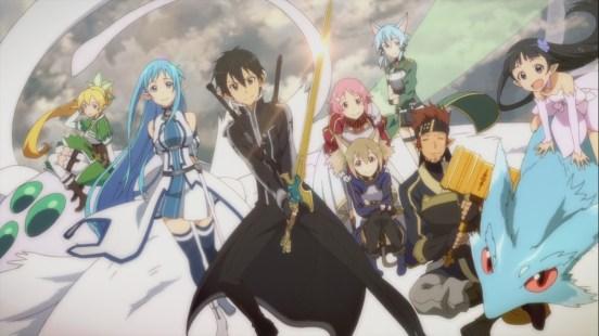 Excalibur Arc with Kirito
