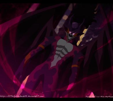 Fairy Tail 408 King of Hades by IITheYahikoDarkII