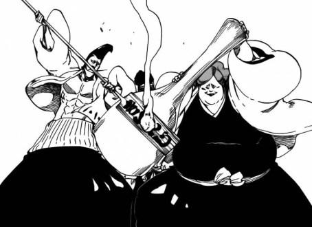 Kirinji and Hikifune Block Attack to Nimaiya