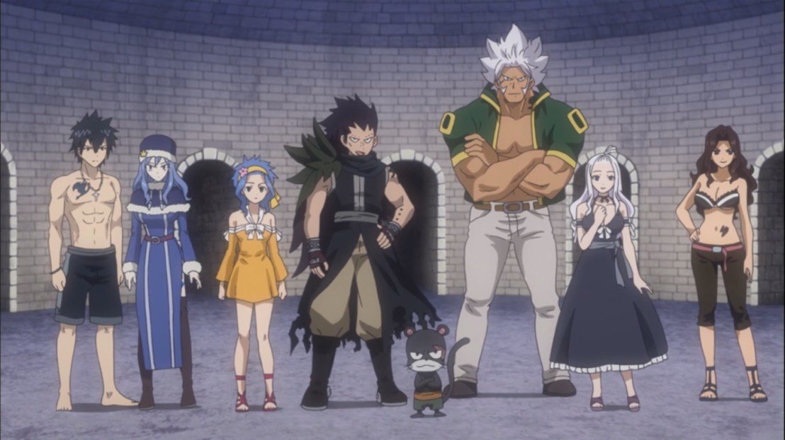 Fairy Tail defeat most of their Spirits