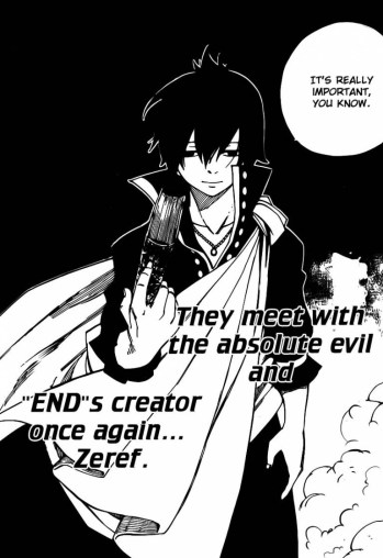 Zeref Appears
