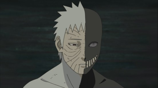 Zetsu takes over Obito