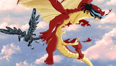 Igneel gets ripped apart