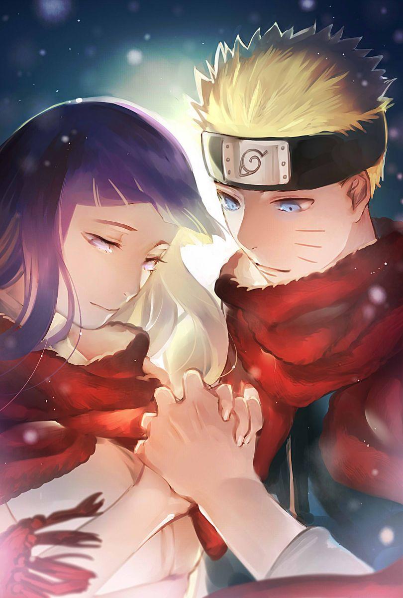 Cute Hinata Wallpaper Red Thread Of Fate Naruto And Hinata Daily Anime Art