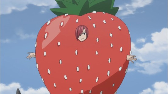Erza's Strawberry Armor