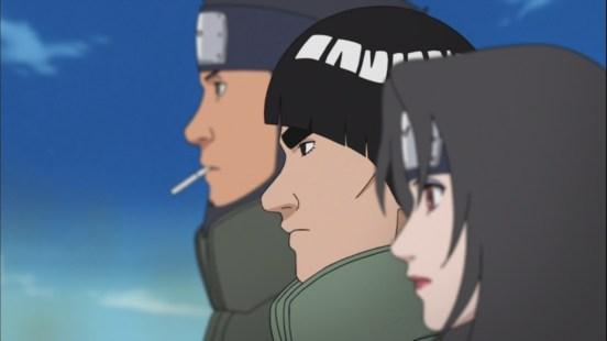 Kurenai Gai and Asuna