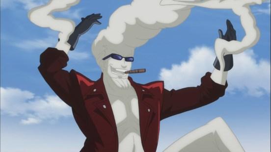 Wakaba smoke