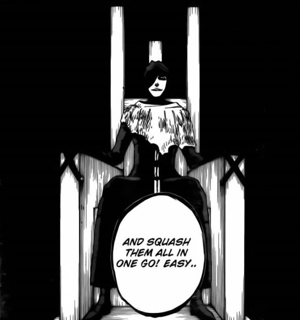 Aizen Sosuke Arrives