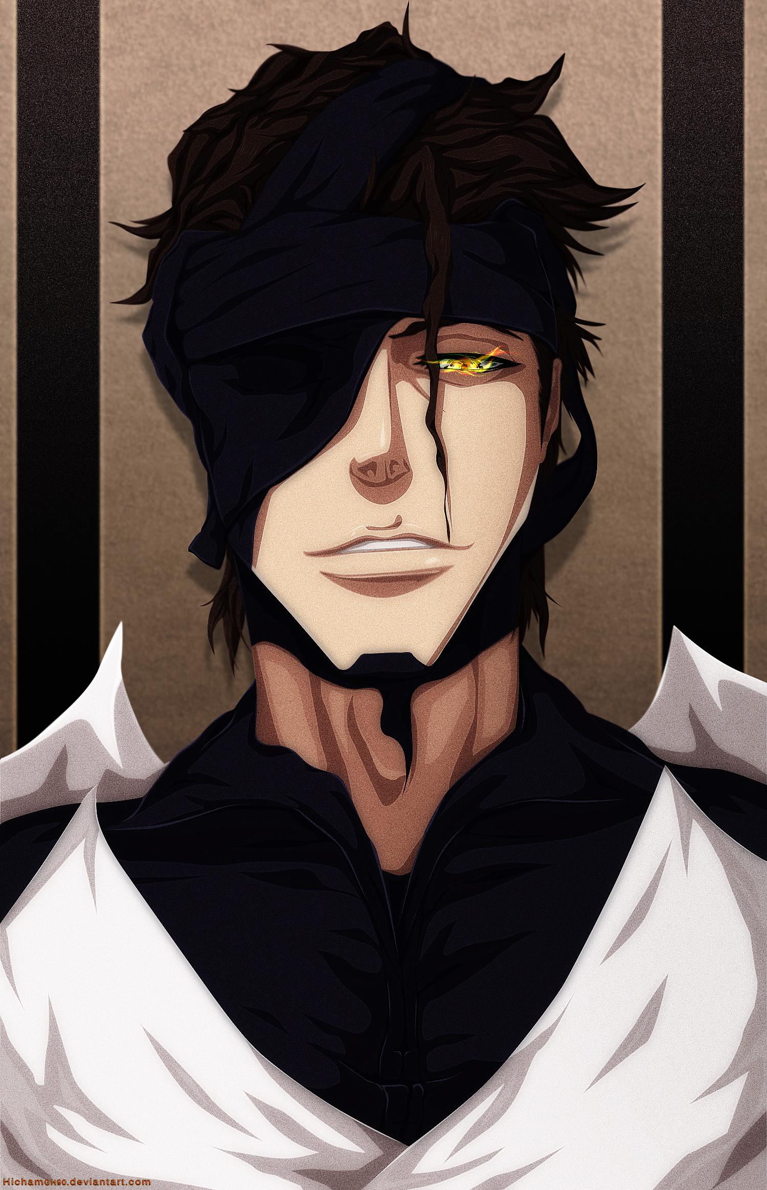 Aizen Sosuke Bleach Anime