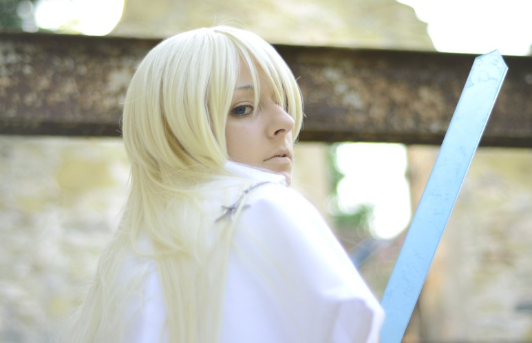 Jugram Haschwalth Cosplay Bleach by pink-rattie