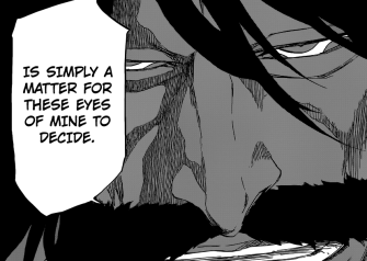 Yhwach's eyes decide