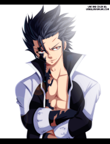 Fairy Tail 426 Gray by uendy