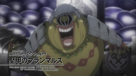Franmalth Nine Demon Gates of Tartarus