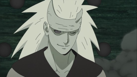 Madara Sage of Six Paths Smiles