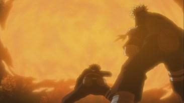 Obito's Fire Ball