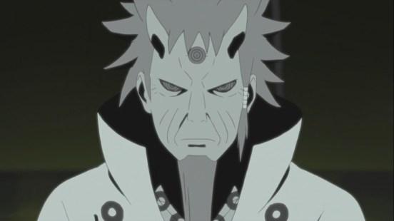 Hagoromo's Face