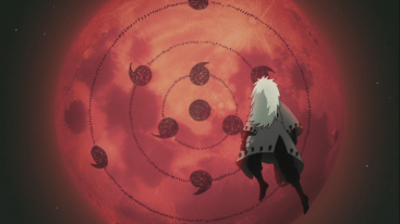 Madara Activates Infinite Tsukuyomi