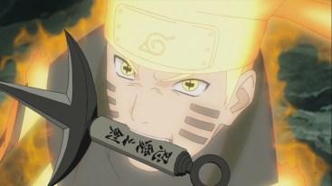 Naruto's face