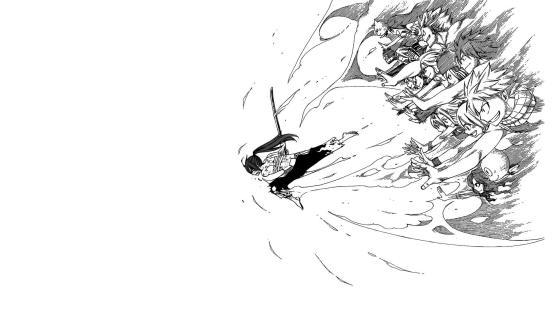 Erza Fairy Tail Manga Wallpaper