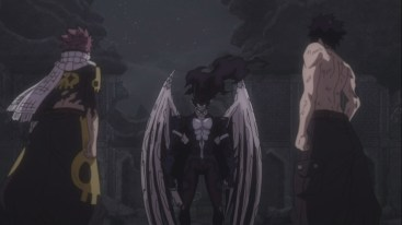 Natsu and Gray vs Mard Geer