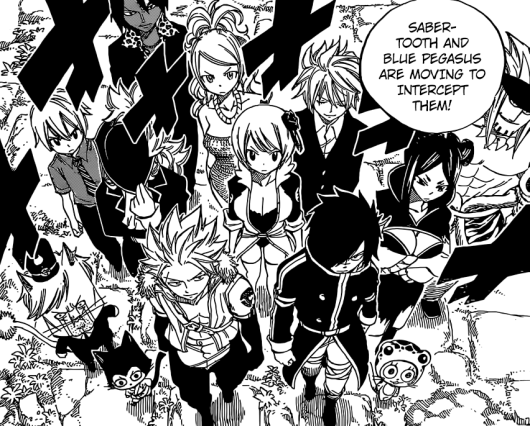 Sabertooth and others ready to fight