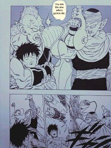 One Punch Man x Dragon Ball 12