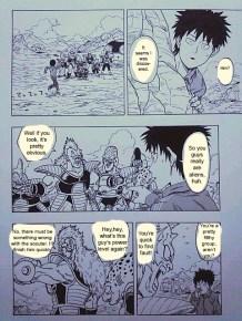 One Punch Man x Dragon Ball 4