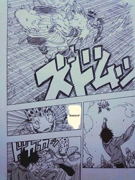 One Punch Man x Dragon Ball 6