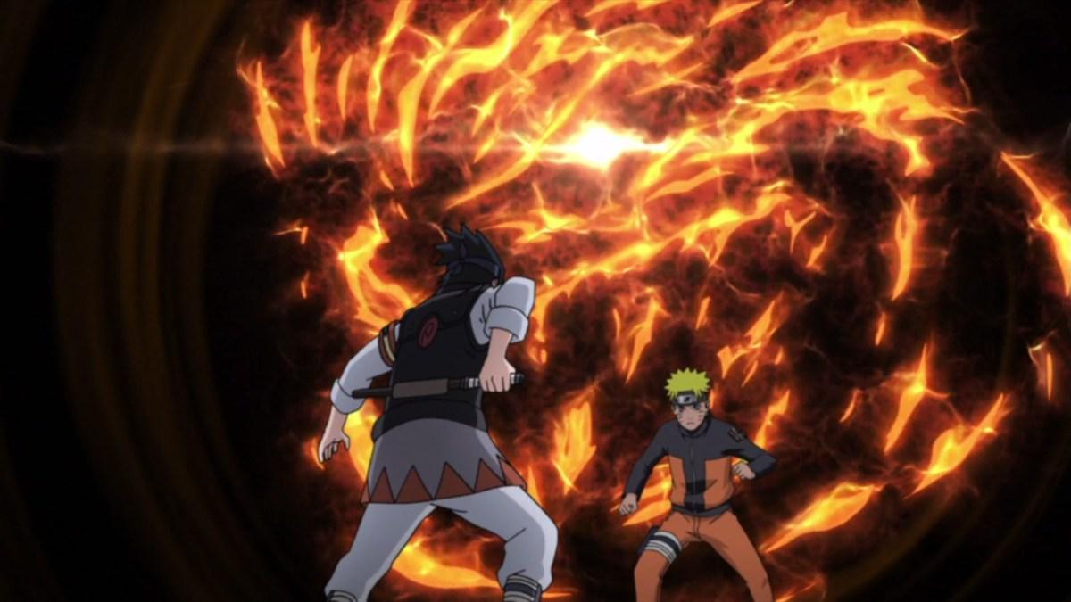 Naruto Kyuubi Mode Wallpaper Hd Sasuke S Power Naruto Returns Naruto Shippuden 443