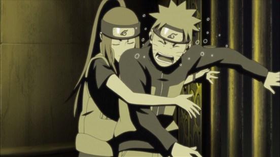 Kushina scares Naruto