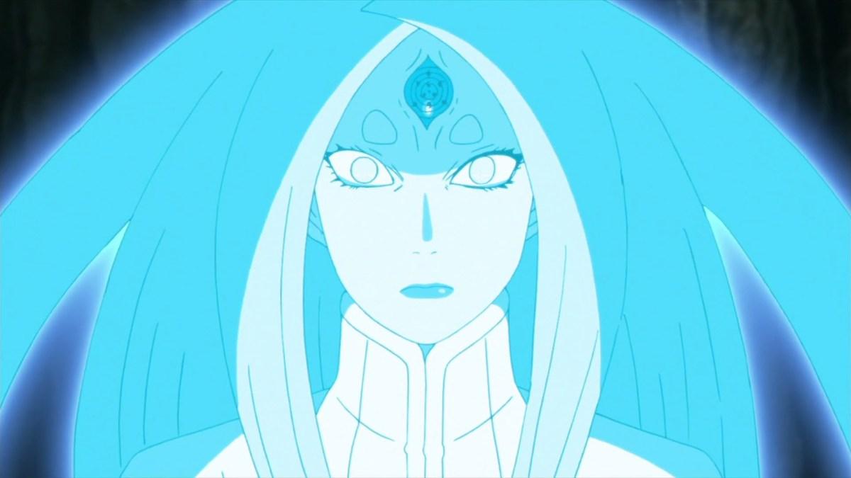 Kaguyas Story Divine Tree Naruto Shippuden 460 Daily