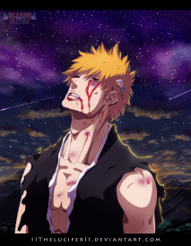 Bleach 679 Ichigo by iitheluciferii