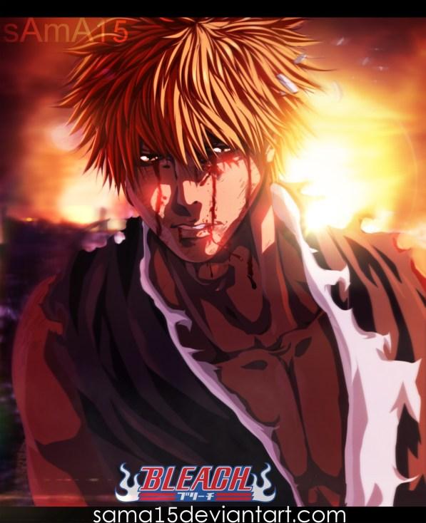 Bleach 680 Ichigo End by sama15