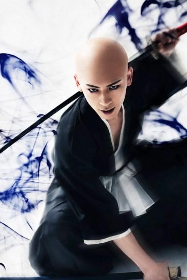 Kohei Shiota as Ikkaku Madarame