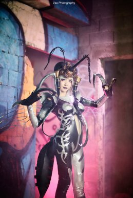 One Punch Man Mosquito Girl 3 by vaxzone