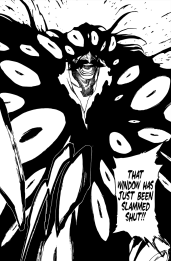 Yhwach uses Soul King's power
