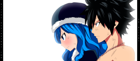 Fairy Tail 495 Juvia Gray by riickg