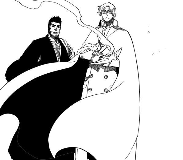 Isshin and Ryuken